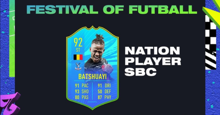 Tips on how to full FOF Belgium Nation Participant Batshuayi SBC in FIFA 21 Final Workforce | Dot Esports