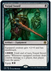 Here S Every Mtg Adventures In The Forgotten Realms Spoiler From Preview Stream Dot Esports