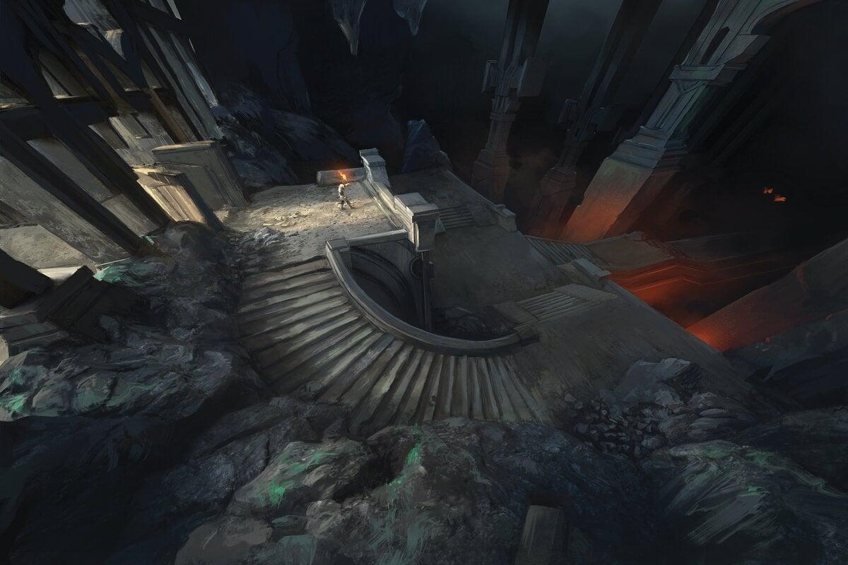 AFR Dungeon Decent Kasia Kafis Zielinska MTG