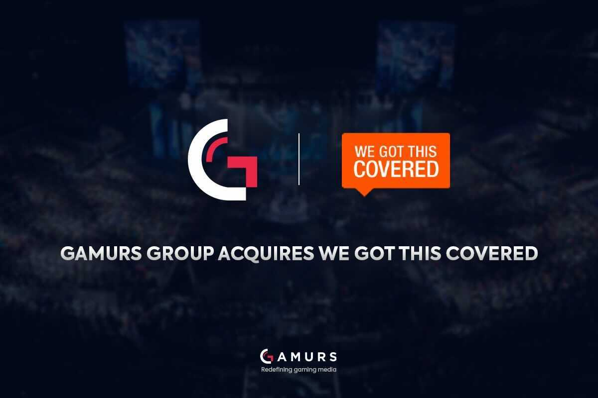 GAMURS Group We Got This Covered