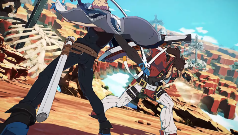 Streamer continues to play Guilty Gear: Strive during earthquake in Twitch Rivals event - Dot Esports