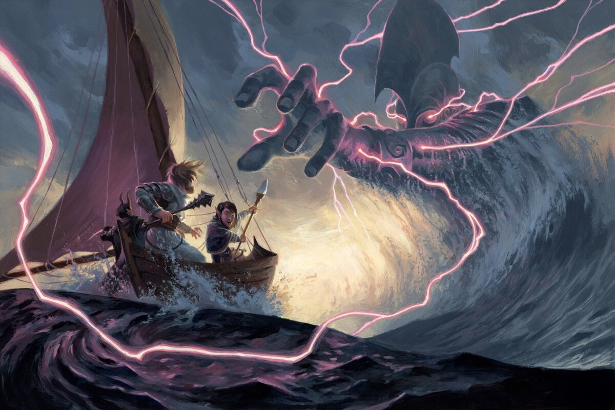 AFR Hall of the Storm Giant MTG Alex Stone