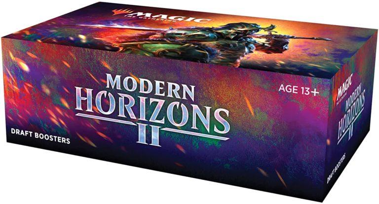 Magic: The Gathering Modern Horizons 2 Draft Booster Box