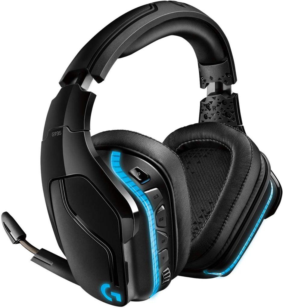 Logitech G935 Wireless headset deal.