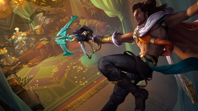 Best Akshan builds in League of Legends   Dot Esports