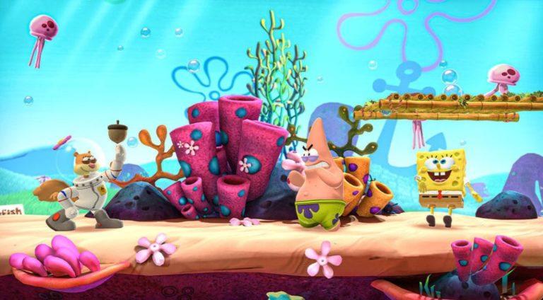 Nickelodeon All-Star Brawl | Gameplay Image | Popcorn Banter