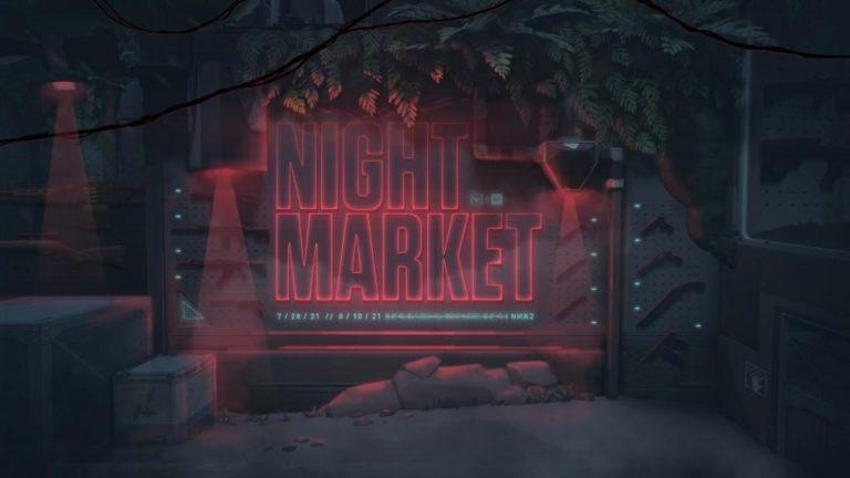 VALORANT's Night.Market is live