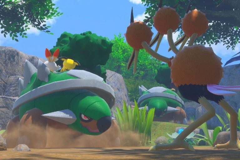 New Pokemon Snap update