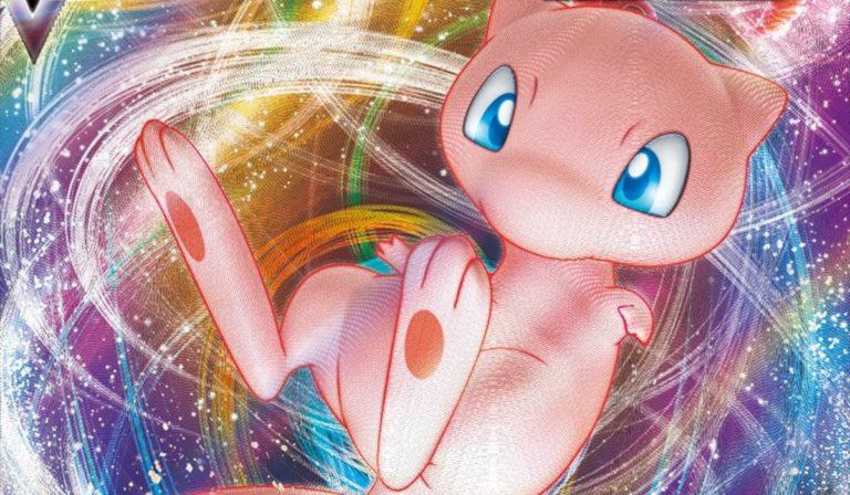 Pokemon TCG Fusion Strike Mew