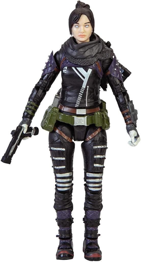 Apex Legends 6-inch Collectible Action Figure Wraith