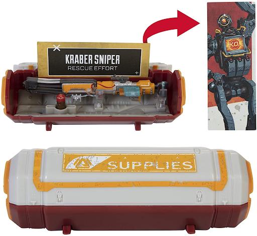 Apex Legends Die Cast Supply Bin Collectable Pack