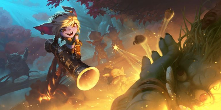 Legends of Runeterra's current cycle of Labs is rotating out in November