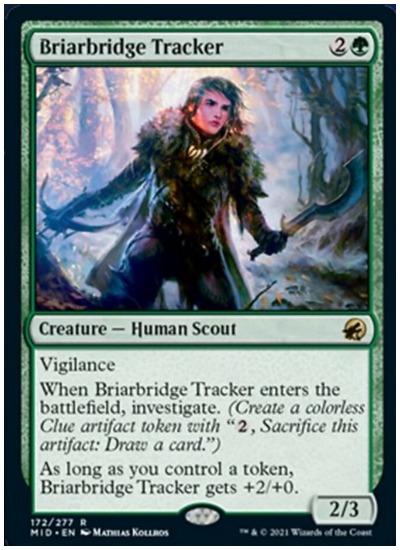 Brairbridge Tracker