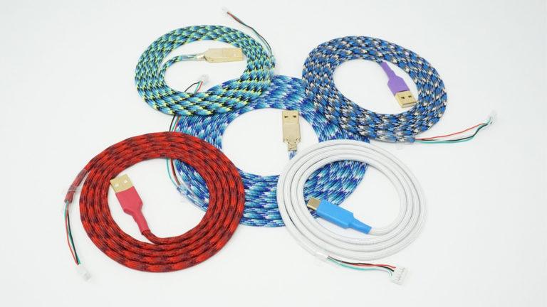 Paracord Mouse Cables