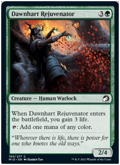 Dawnhart Rejuvenator