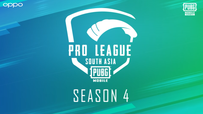 Results for the PMPL South Asia season four finals