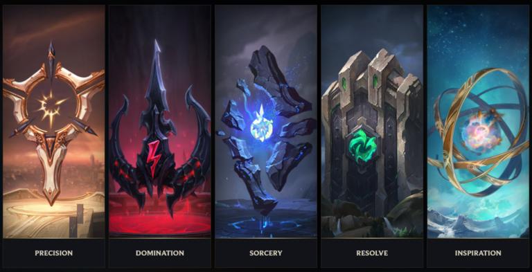 League of Legends Runes