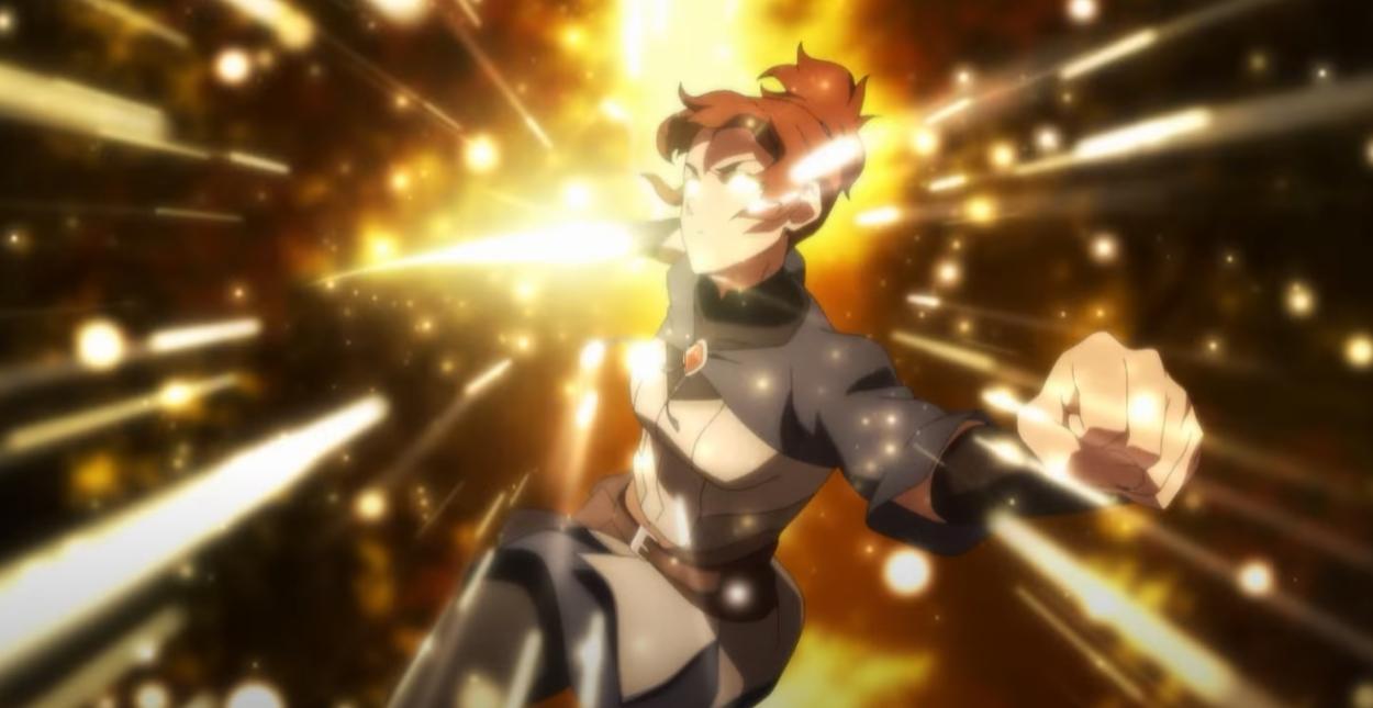 Dota - Marci từ Series phim Dota: Dragon's Blood sẽ là vị tướng kế tiếp