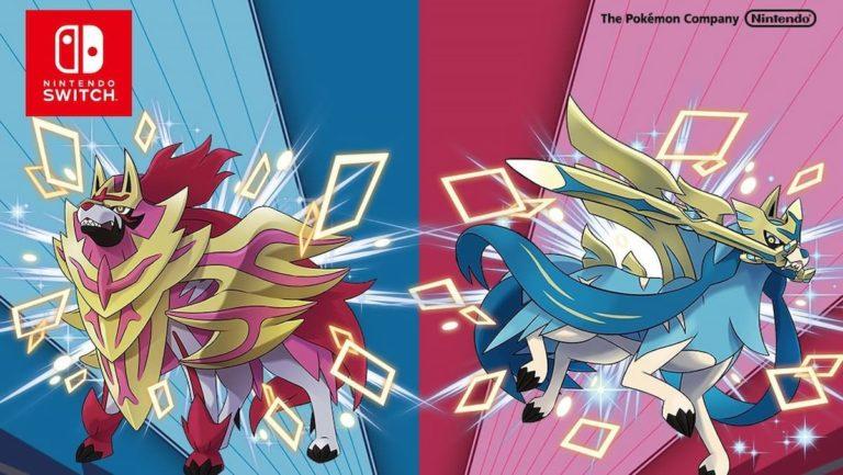 How to get Shiny Zacian and Zamazenta in Pokémon Sword and Shield - Dot Esports
