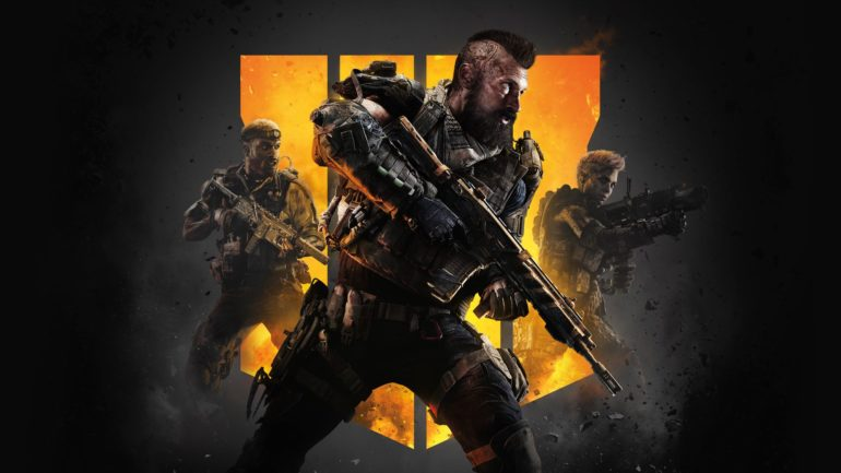 Capa de Call of Duty: Black Ops 4