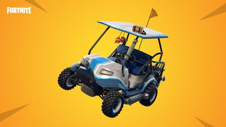 Kart Off-Road, aviões Tormenta X-4 e outros itens foram para o cofre na temporada 8 de Fortnite