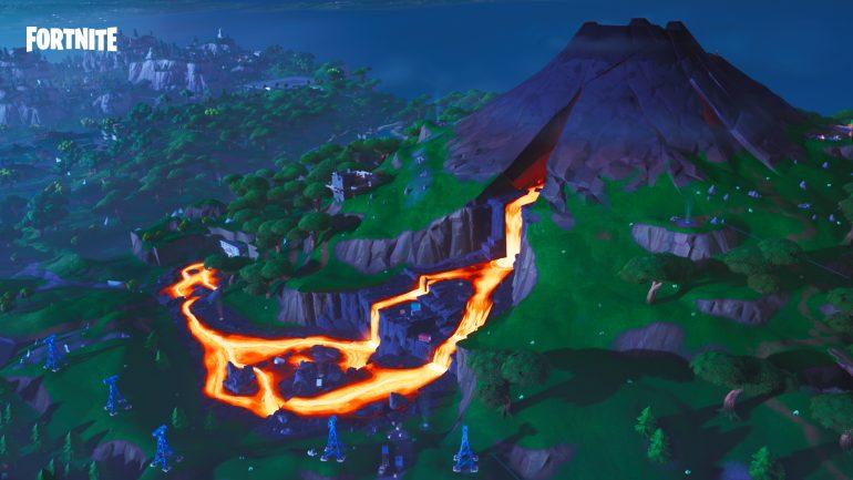 As mudanças no mapa e os novos locais da temporada 8 de Fortnite