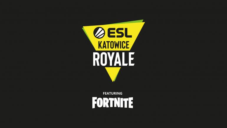 Logo do torneio ESL Katowice Royale