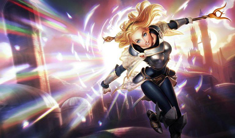 A batalha interna de Lux entre a escuridão e a luz é destaque no novo conto da Riot