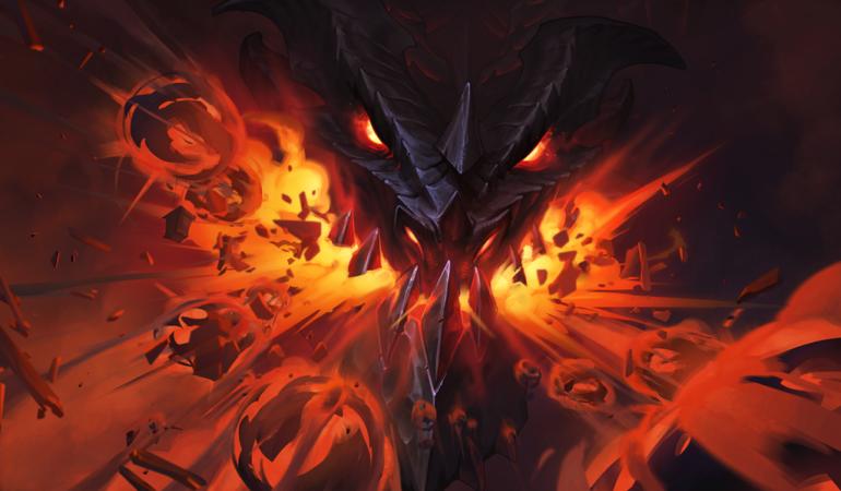 Revelado Nithogg, lacaio lendário de Hearthstone: Despontar dos Dragões