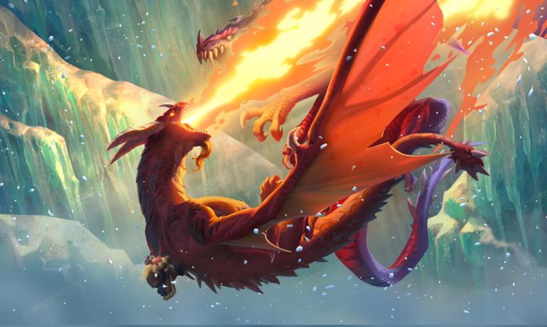 Conheça os 5 melhores decks da primeira semana de Despontar dos Dragões, nova expansão de Hearthstone
