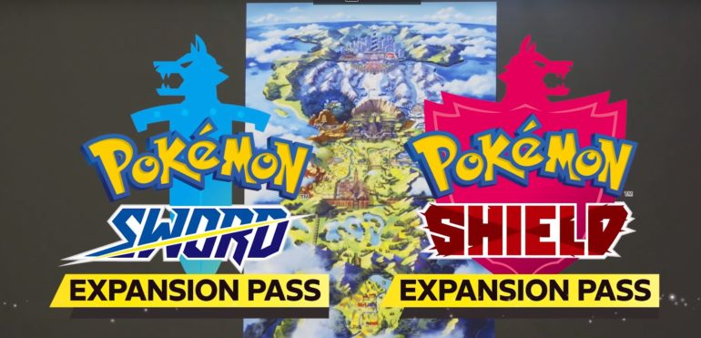 DLC The Isle of Armor de Pokémon Sword & Shield será lançado em 17 de junho