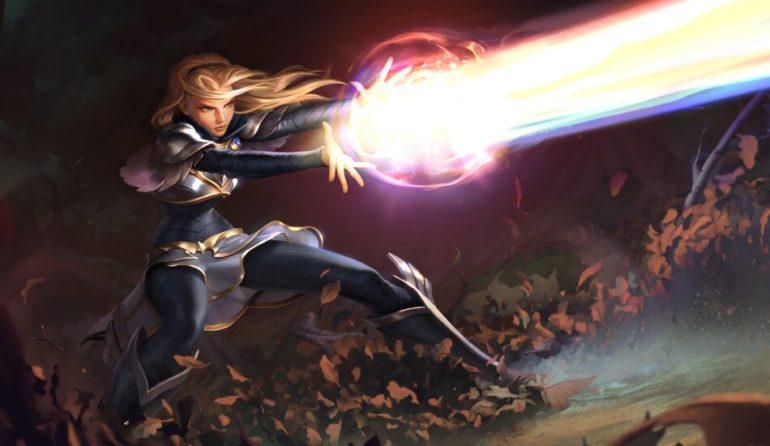Lux se junta as Ilhas das Sombras para agitar o meta de Legends of Runeterra