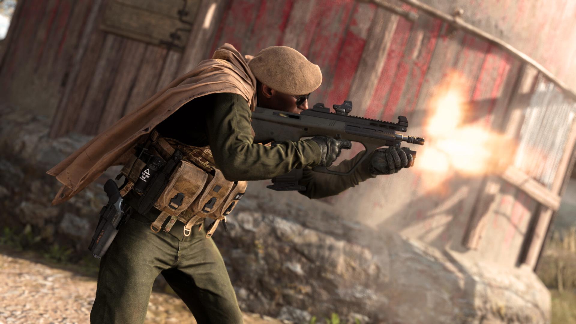 Lirik prova que você não precisa de balas nem veículo para matar em Call of Duty: Warzone