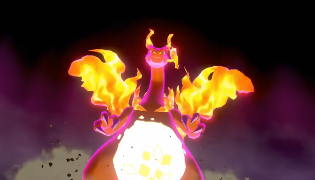 Max Raid Battles de Pokémon Sword & Shield  agora contam com Gigantimax Copperajah, Charizard, Garbodor e Duraladon