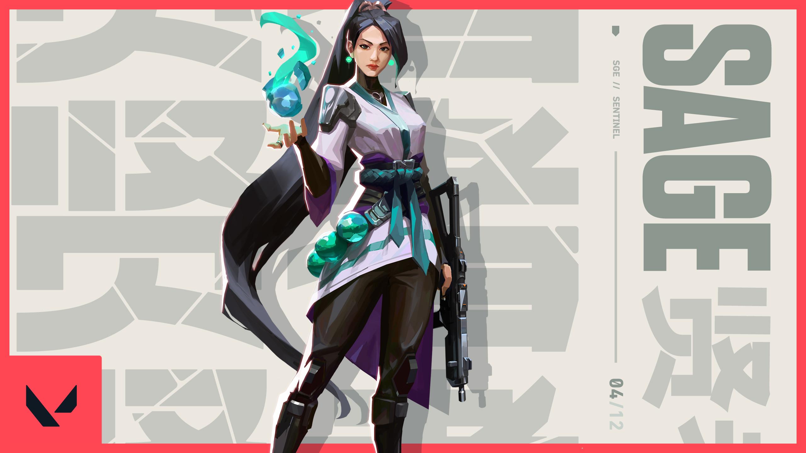 Riot mostra Sage em novo trailer de jogabilidade de VALORANT