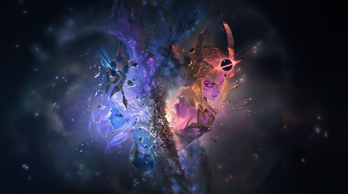 O evento League of Legends Galáxias e o Todos por Um já estão ativos