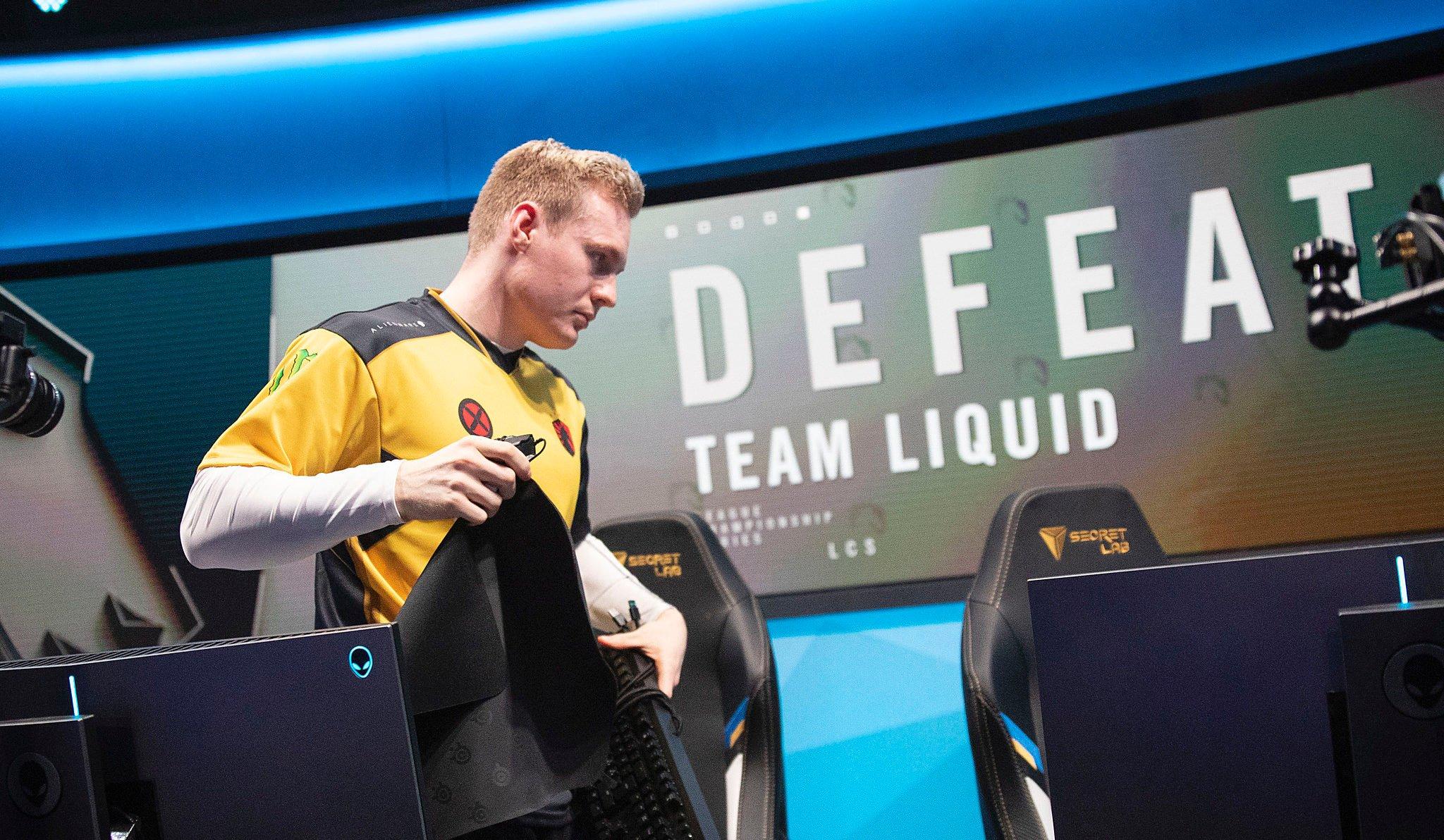 Team Liquid é eliminada da dos playoffs da LCS Spring após perder para a Cloud9