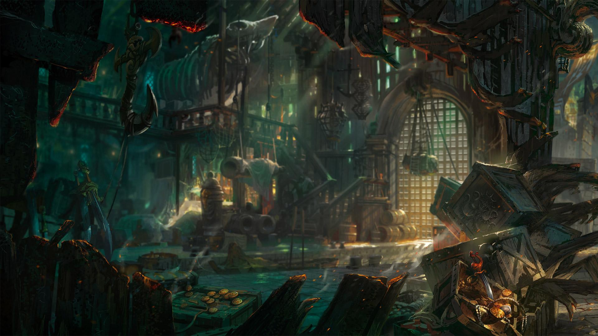 Mais de 120 cards e uma nova região estão chegando ao Legends of Runeterra