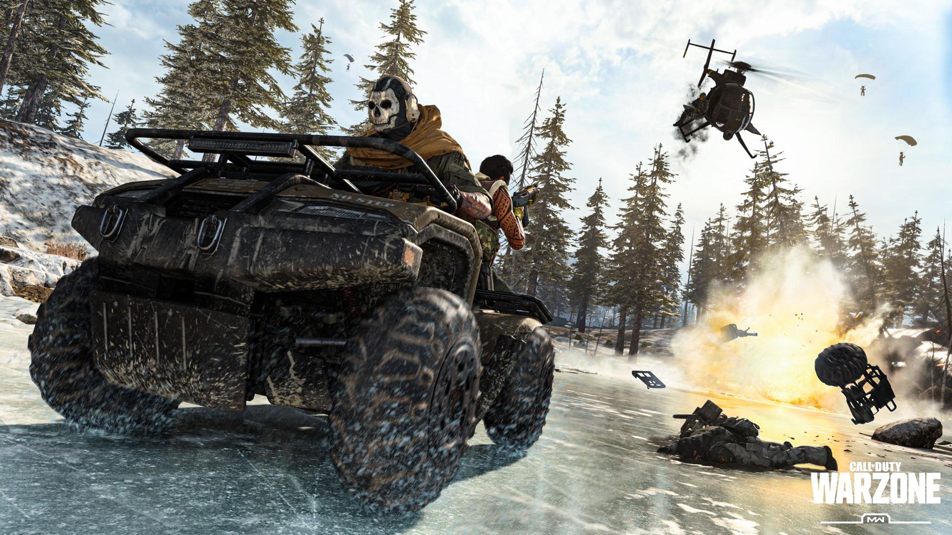 Desenvolvedores de Call of Duty: Warzone confirmam que Duplas estão chegando ao jogo