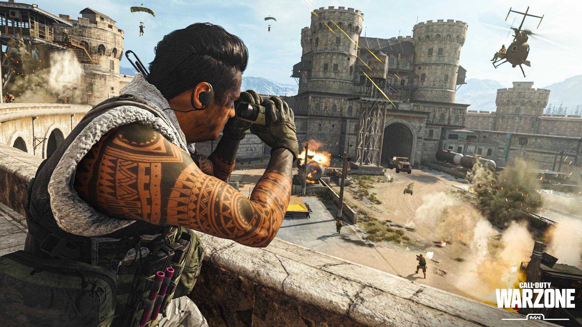 Call of Duty: Warzone será atualizado para os consoles da próxima geração