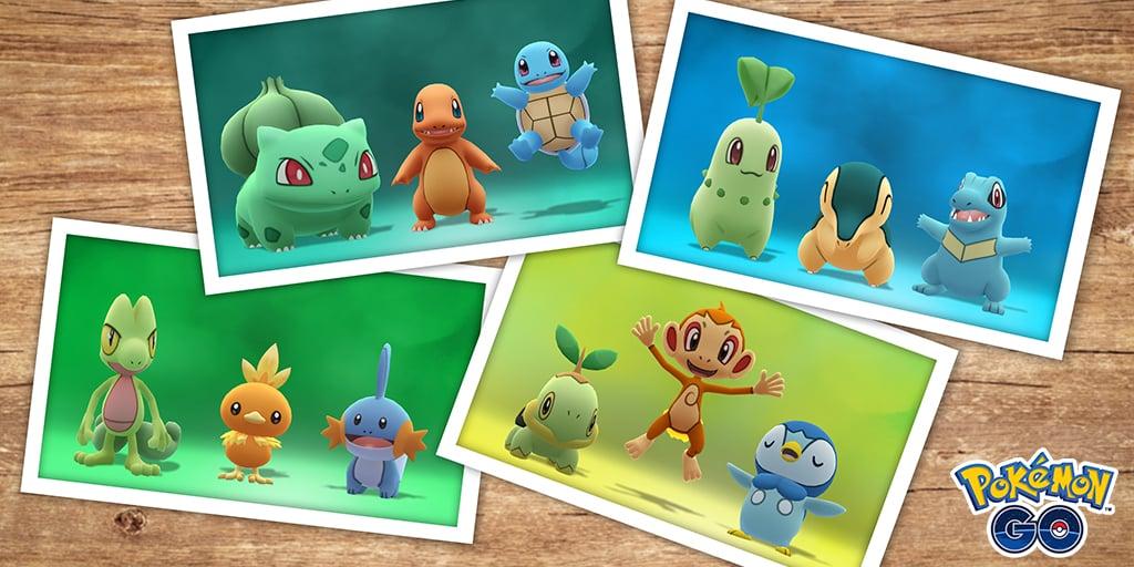 Niantic confirma que há jogadores recebendo menos recompensas no Desafio retrô de Pokémon Go 2020: Johto
