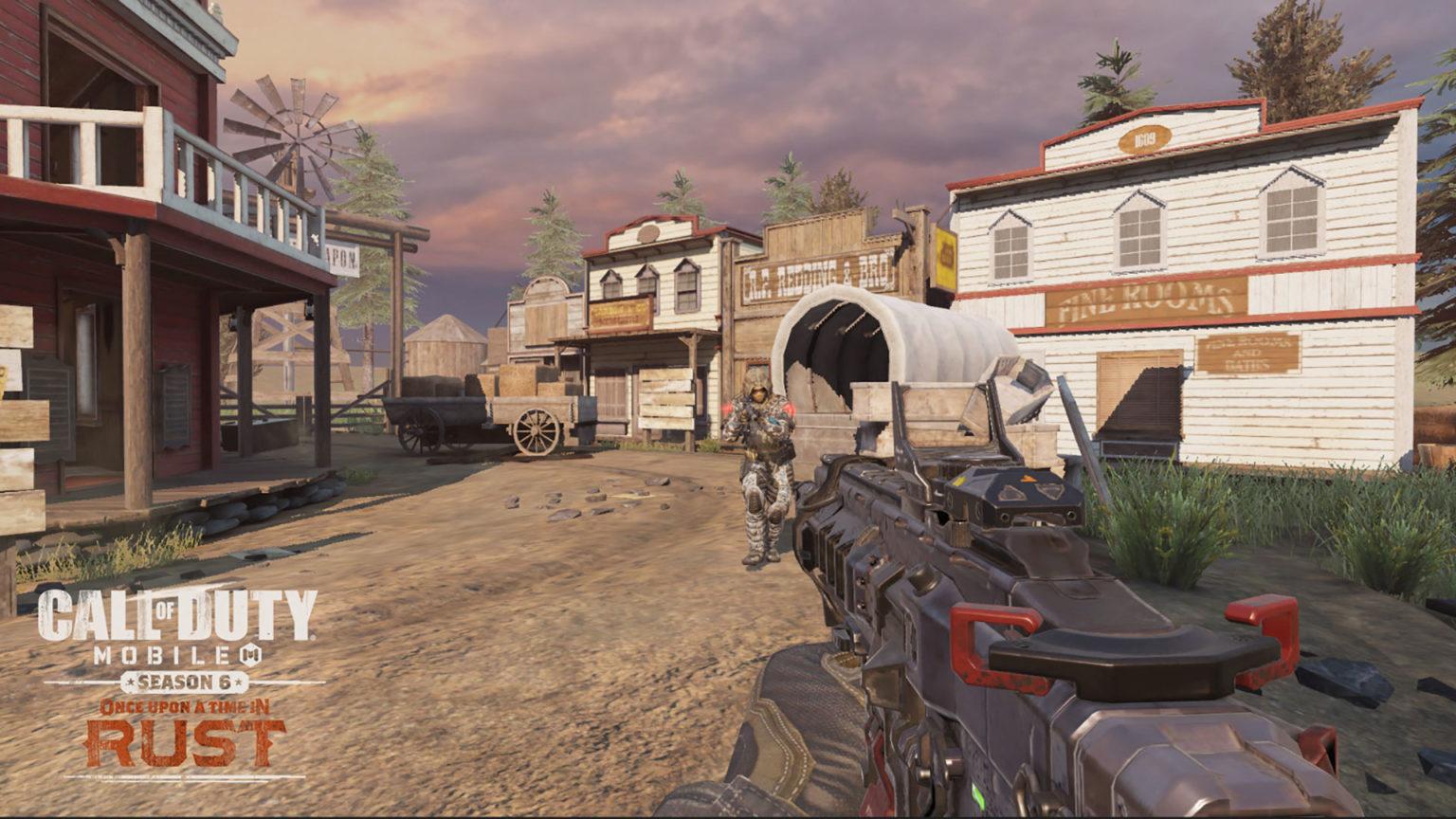 Call of Duty: Mobile lança modo Duelo 1×1 e novo mapa