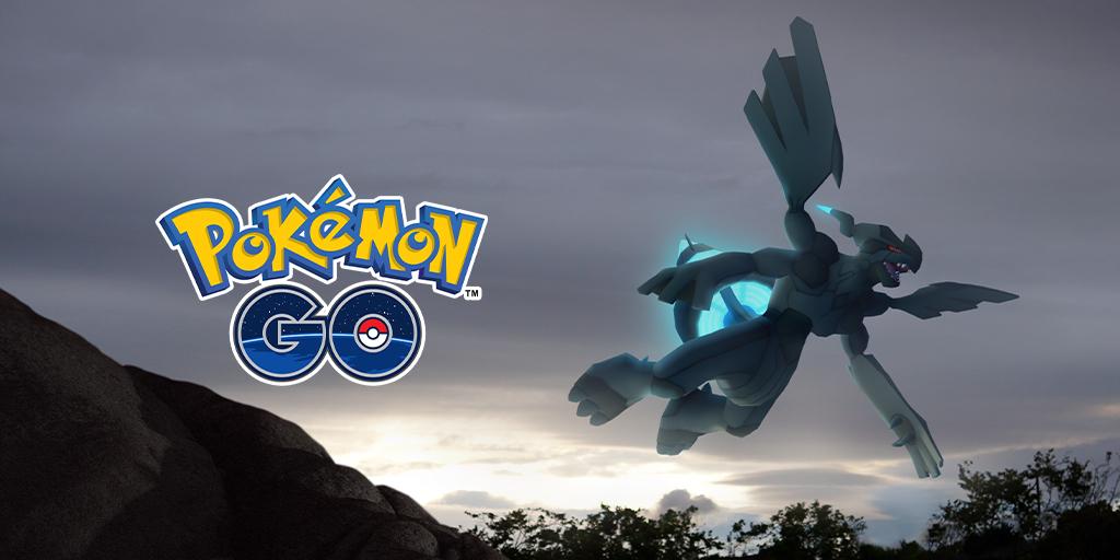 Zekrom entra em reides de Pokémon Go em 16 de junho