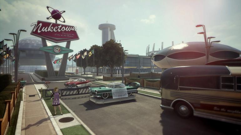 Nuketown llegará a Call of Duty: Black Ops 4 el 13 de noviembre