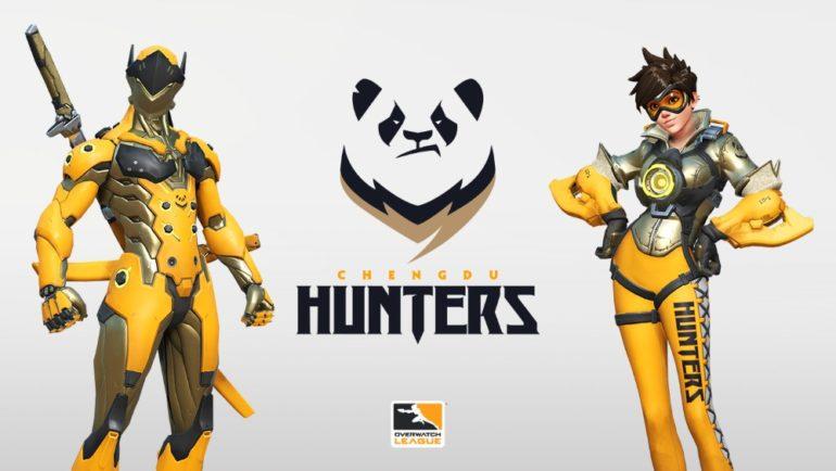 El equipo de Chengdu de Overwatch League anuncia su nombre y logo: Chengdu Hunters