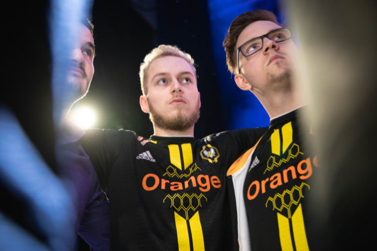 Kikis and Cabochard with Team Vitality