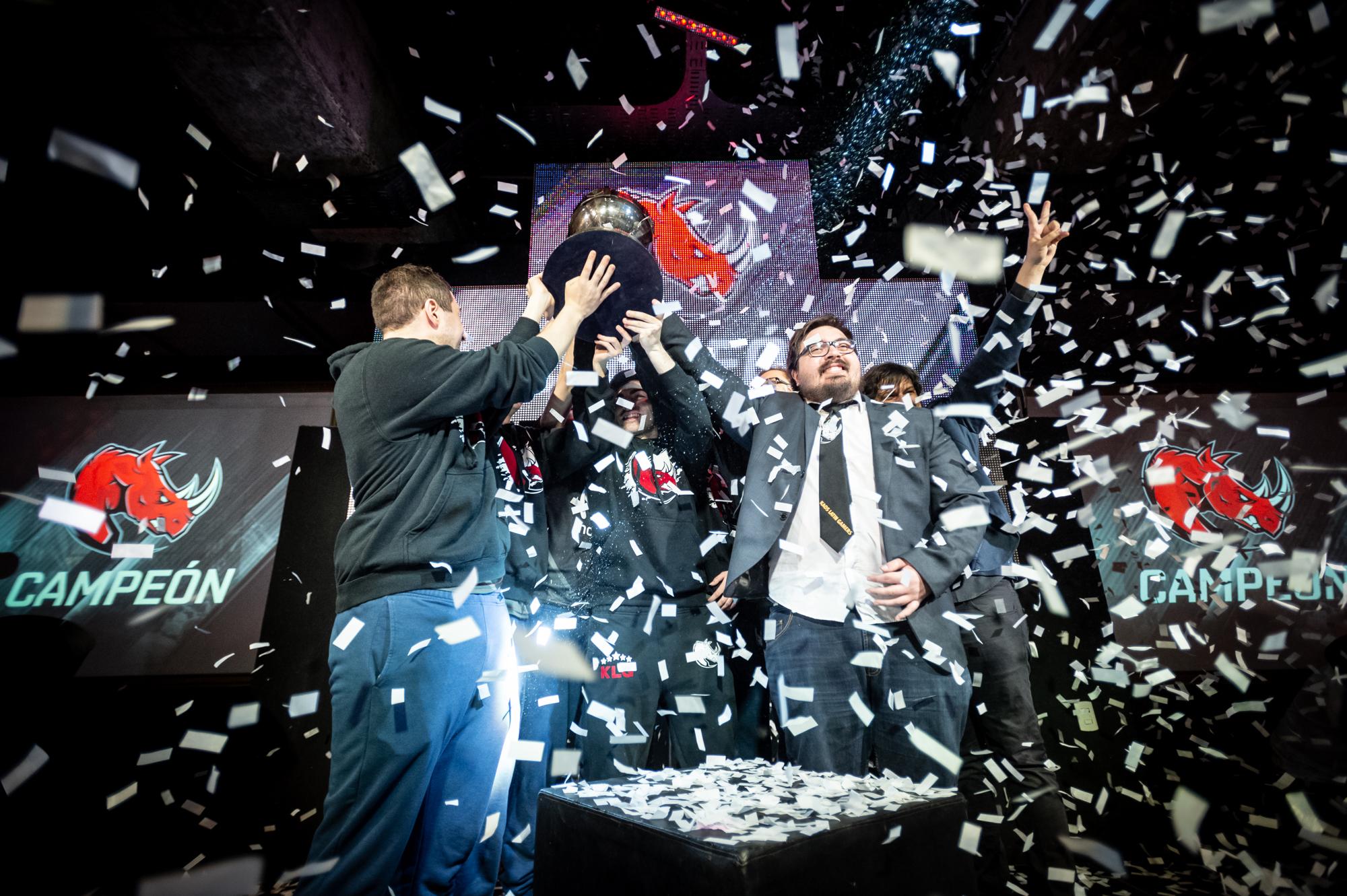 KLG se alza victorioso con el título de clausura de Copa Latinoamérica Sur 2018
