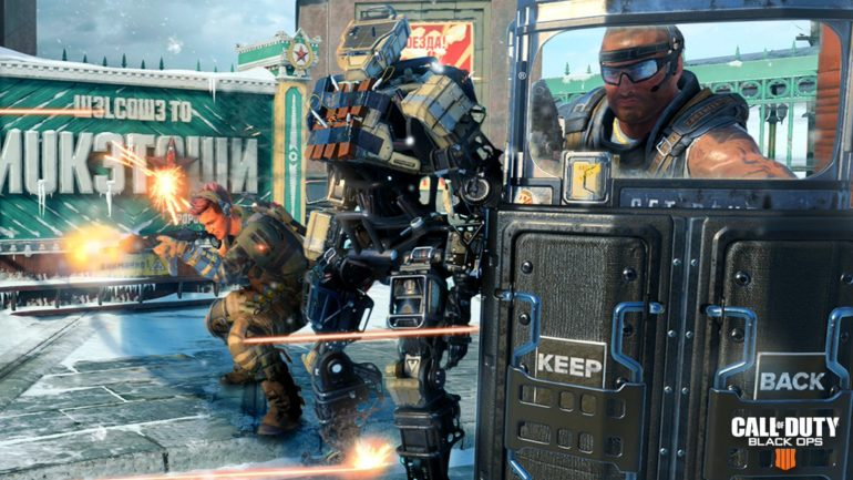 La actualización 1.08 de Call of Duty: Black Ops 4 ya está disponible