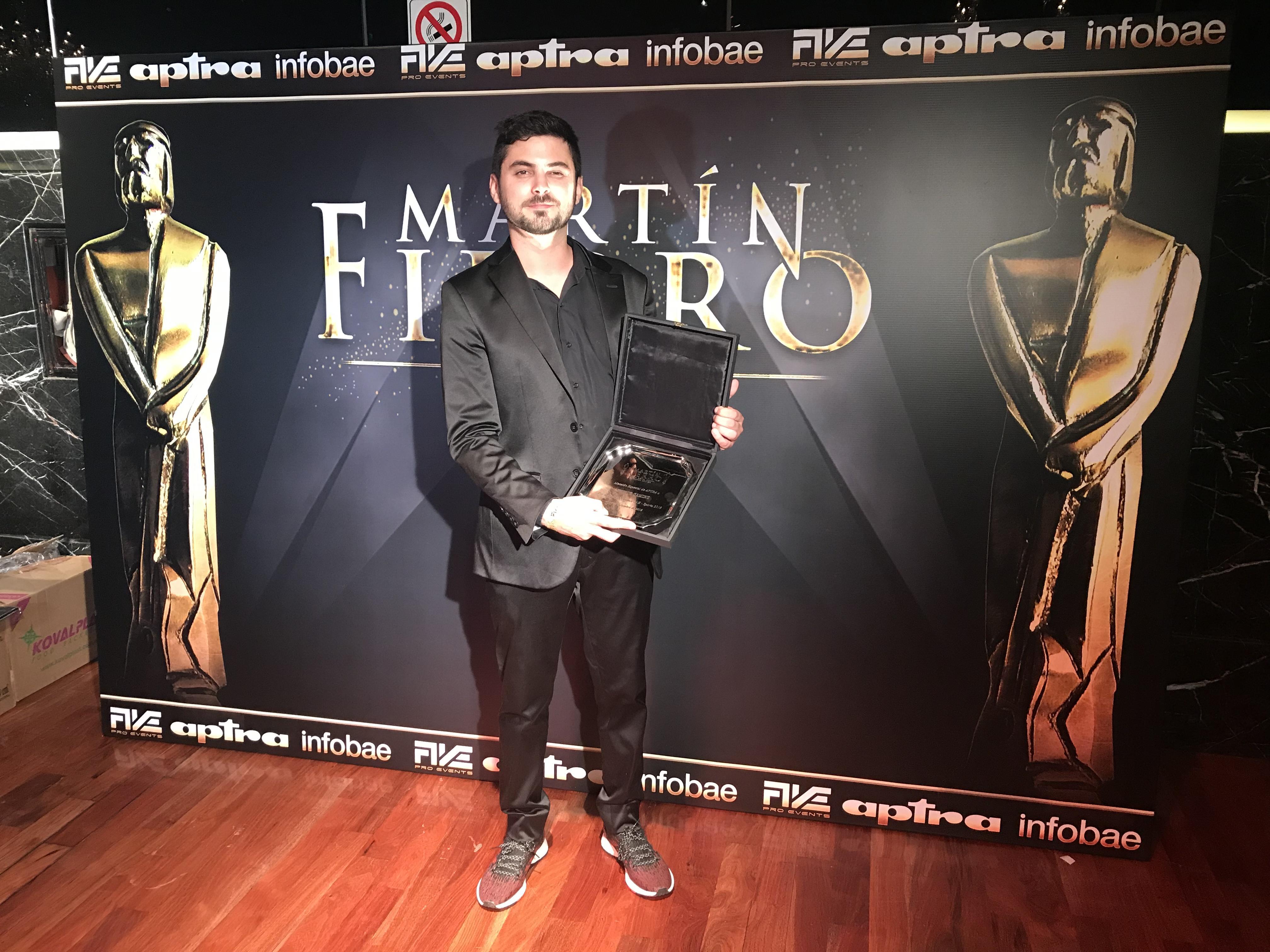 Isurus Gaming destacó como equipo de Esports en los premios Martín Fierro de Argentina