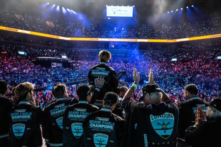 Overwatch League acaba el año como el cuarto canal más visto en Twitch